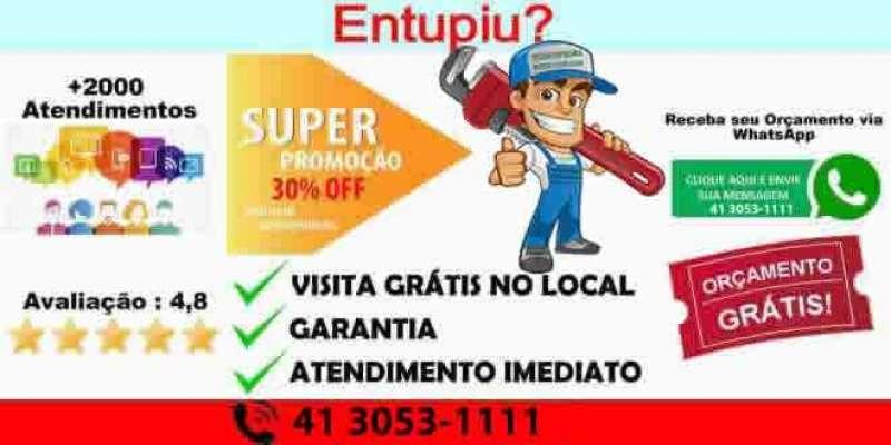 dicas de como contratar uma desentupidora na cidade de Curitiba